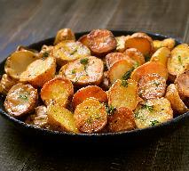 Ziemniaki smażone z fasolą [SPRAWDZONY PRZEPIS]