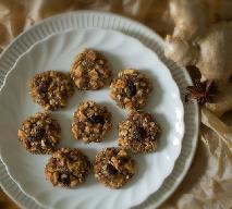 Bakaliowe ciasteczka z rumem - pyszne i bez pieczenia