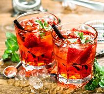 Czerwona mrożona herbata - PRZEPIS na upalne dni