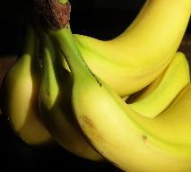 Czy można jeść końcówkę banana?