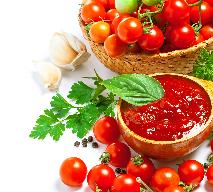 Keczup z pomidorów i cukinii - przebój sezonu letniego