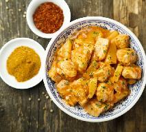 Pierś kurczaka z curry i ananasem: sprawdzony przepis