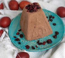 Wielkanocna pascha czekoladowa: przepis