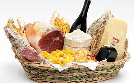 Włoski region Emilia Romagna:  skarbnica włoskich przysmaków