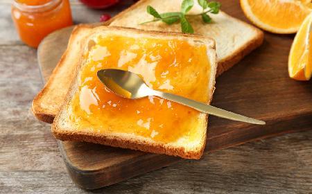Pomarańczowa marmolada o smaku Aperol-Spritz