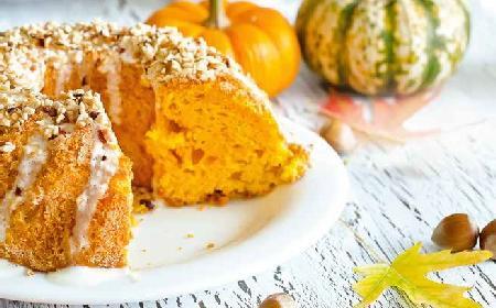 Baba drożdżowa z dynią: przepis na pyszne ciasto z dyni