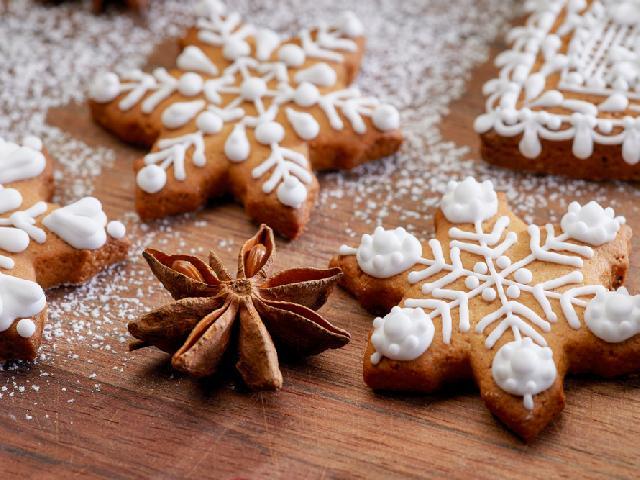 Świąteczne pierniczki Anny Starmach  Pyszne i bardzo proste
