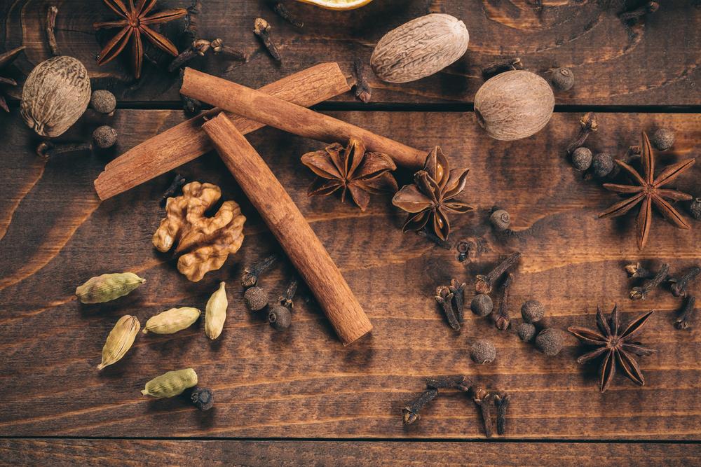 Piernik swój smak i zapach zawdzięcza aromatycznym przyprawom