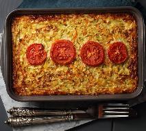 Fenomenalna zapiekanka z kapusty i ryżu z warzywami: łatwy przepis na obfity obiad