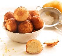 Pączki cytrynowe: przepis na wariację na temat tradycyjnego deseru na tłusty czwartek [WIDEO]