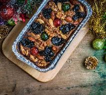 Keks pomarańczowy z bakaliami: przepis na niebanalny świąteczny deser