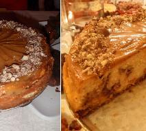 Sernik Twix z kajmakiem: przepis na odświętny deser