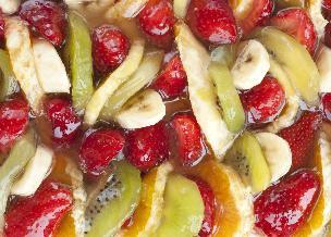 Glazurowanie owoców - jak przygotować owoce glazurowane