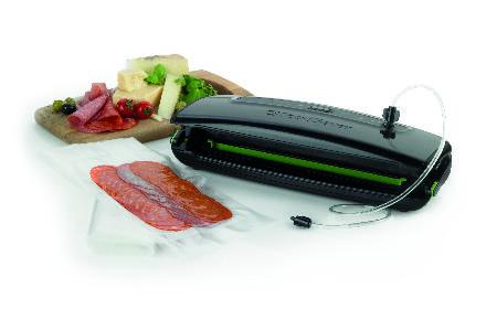 Bezpieczne przechowywanie żywności: domowe pakowanie próżniowe