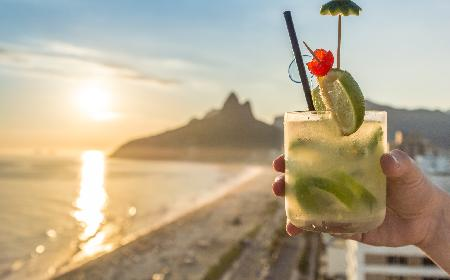 Drink bezalkoholowy Ipanema: przepis
