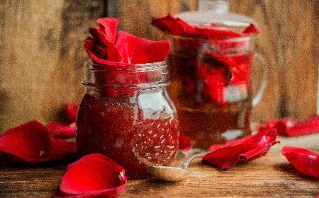 Konfitura z płatków róży - dobry przepis na konfiturę różaną
