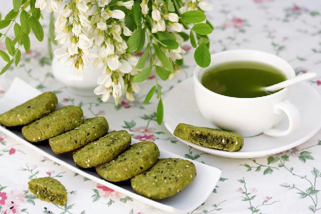 Matcha - herbata idealna do deserów