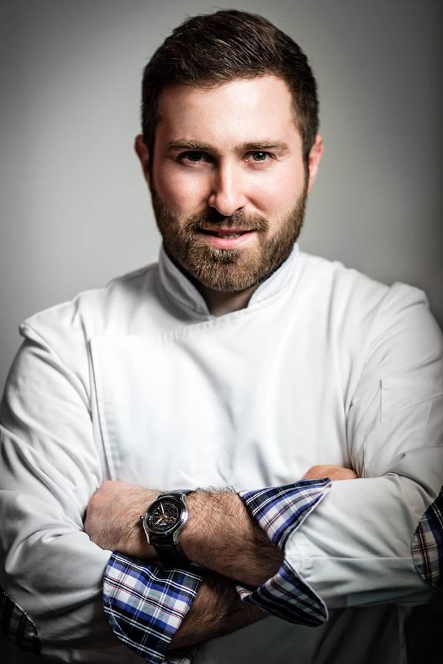 Tomasz Łagowski, szef kuchni Pałacu Rozalin, foto: palacrozalin.pl